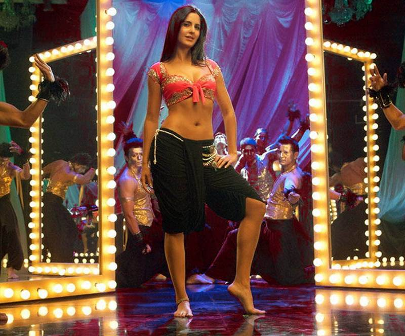 Poll of the Day   Who is the best female dancer in Bollywood?- Katrina Dancing