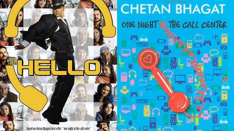 Top 10 Bollywood Movies based on Best Seller Novels- Hello